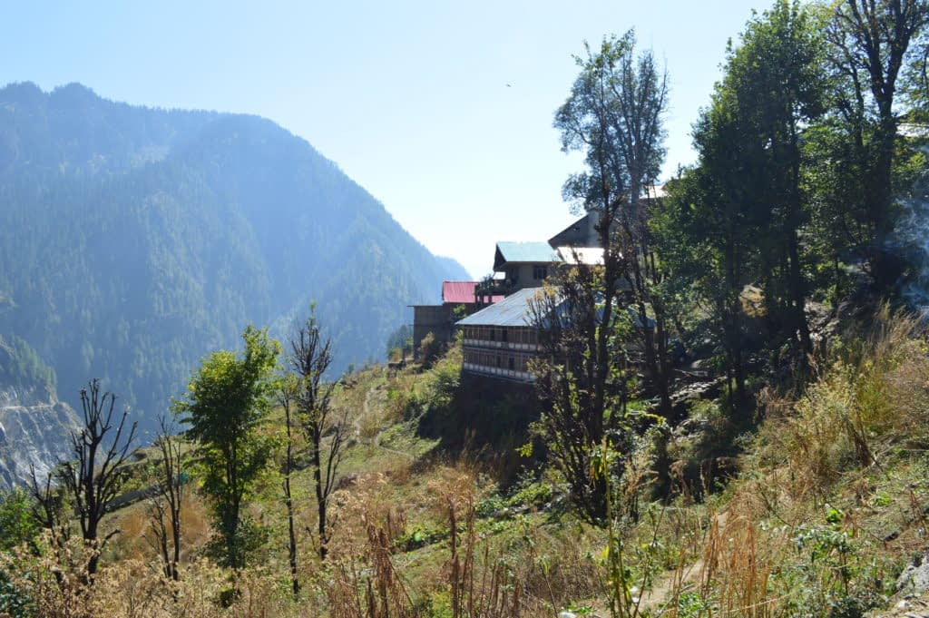 Welcome to Malana village